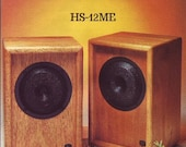 Our Rugged and Enduring Outdoor Bluetooth Speakers ~ HS-12ME (Pair)