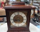 Vintage Carriage Seth Thomas Buckingham Mantle Clock