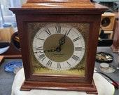 Vintage Seth Thomas Exeter-E (Electric) Mantle Clock