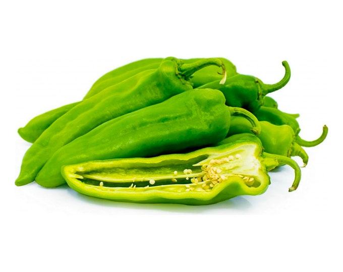 Anaheim Hot Pepper - Heirloom 20 seeds