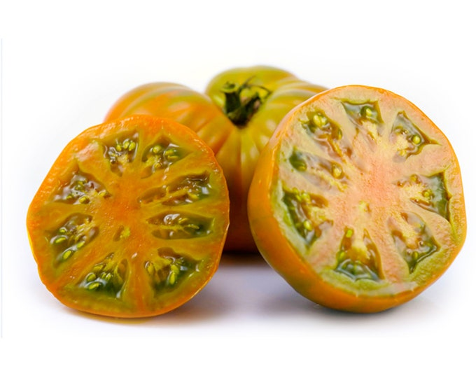 Terra Cotta Tomato - RARE Heirloom 10 seeds