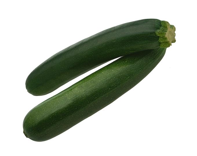 Black Beauty Zucchini - heirloom 15 seeds