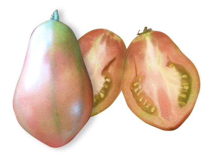 Charlie Scott's Wartime Roma Tomato - VERY RARE Heirloom 10 seeds