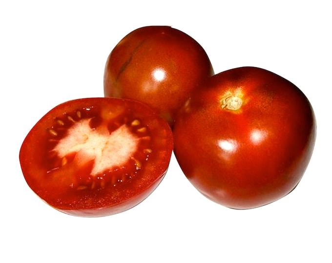 Black Ethiopian Tomato - RARE Heirloom 15 seeds