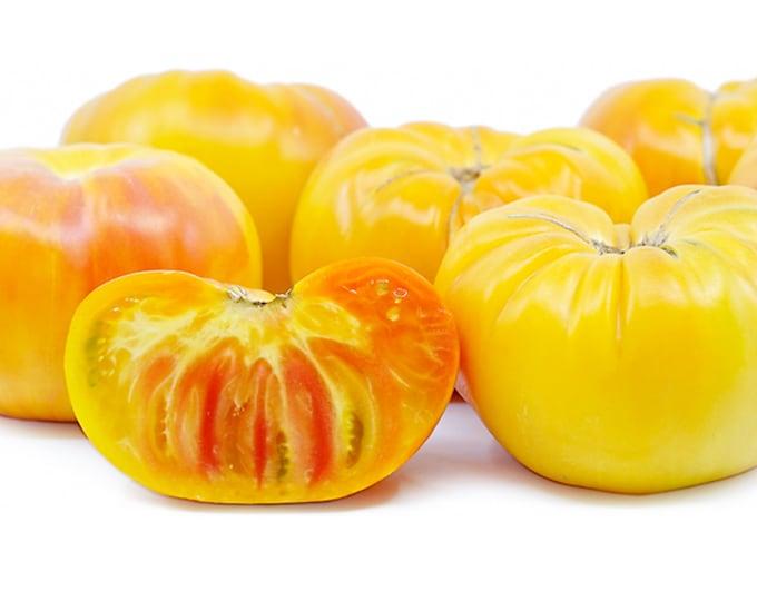 Pineapple Tomato - RARE heirloom 8 seeds