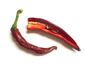 Hungarian Paprika Szegdi Pepper - RARE Heirloom 15 seeds