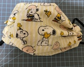 Peanuts Snoopy Face Mask