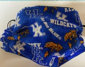 UK Wildcat Face Mask (Kentucky)