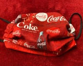 Coke Face Mask