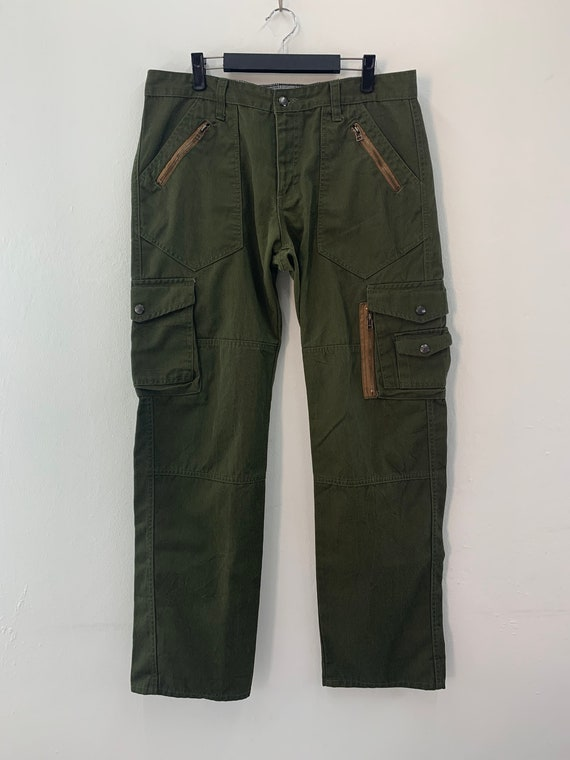 DoubleFocus Cargo Pants/Tactical/Military/Army/Mul