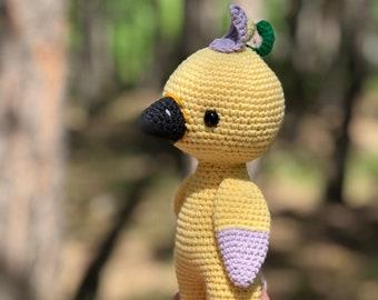 Amigurumi Vögel häkeln - kostenlose & einfache Anleitung ... | 270x340