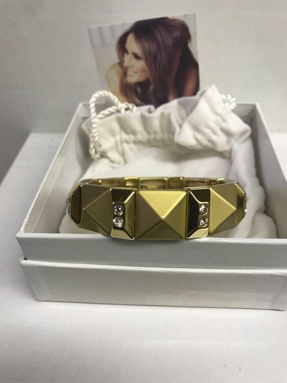Melania Trump Gold Cuff Bracelet