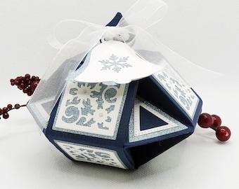 "Christmas Christmas Gift Wrapping ""Winterwonderland"""