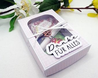 Gift set for best friend, best mother, best friend, best colleague - small thank you - souvenir - gift idea