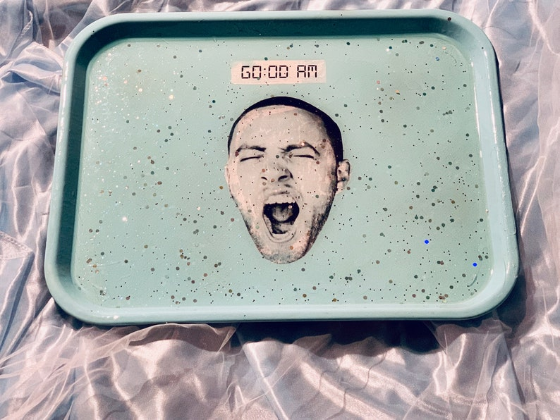 Mac Miller GOOD AM Rolling Tray