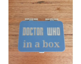 or Keychain For The End Of Time Magnet For Gallifrey DW065 For Victory - TARDIS Who Inspired Pin Dr