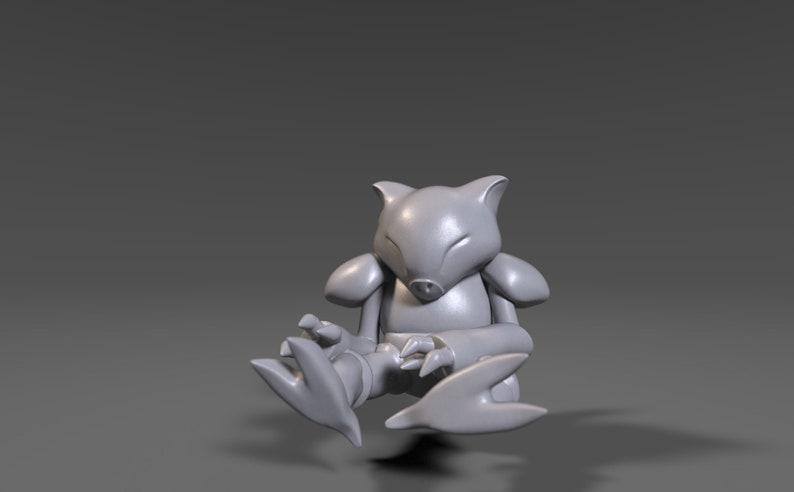 Abra figurine 30mm