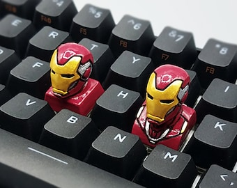 Aluminum Alloy Hulk Fist Gaming Keycaps for Cherry MX Mechanical Gaming Keyboard