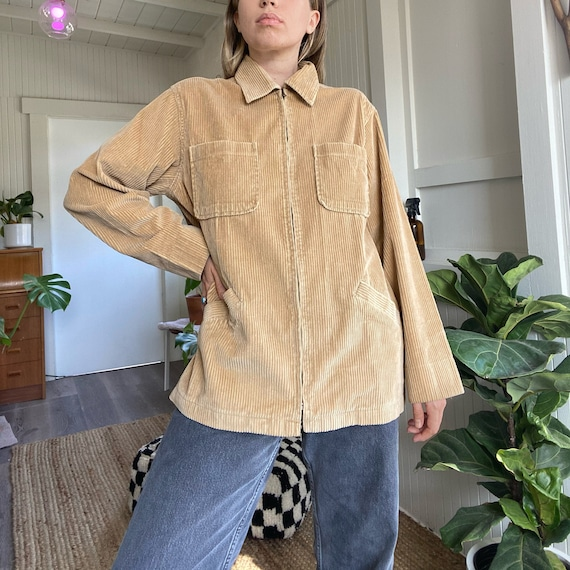 1980's Vintage French Chore Coat