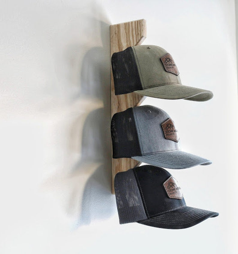 Hat Hooks baseball cap holder Hat Display cap holder, Hat Rack Hat Holder Hat Hanger