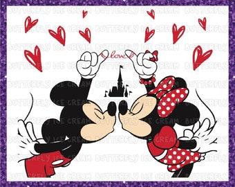 Download Love Mickey Svg Etsy