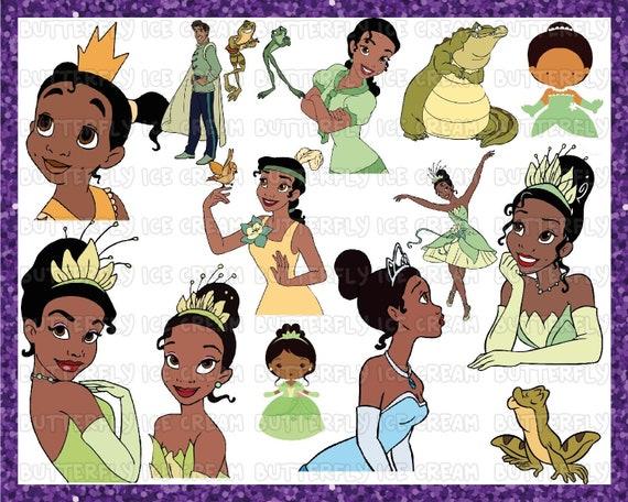 Tiana Easter svg Easter svg Tiana svg Princess svg,Disney Princess SVG,Disney princess DPE06 Princess and the Frog SVG Bunny easrs svg