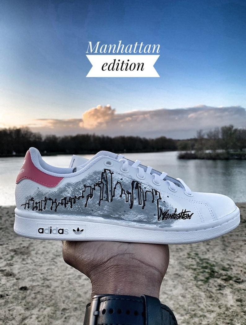 Sneakers Stan Smith Edition Manhattan Fa9uevFp