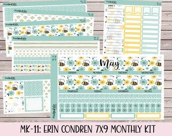 FREE Foiled Header Stickers K-18-0104 Erin Condren Planner Stickers Disney Best Day Ever-Weekly kit