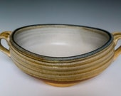 Woodfired Oblong Handled Dish