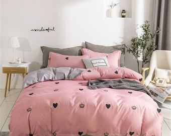 Teen Girl Bedding Etsy