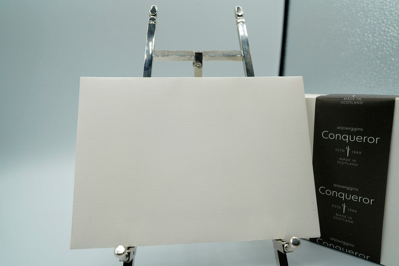 It/'s A Boy Print Card A6A5 High Quality Print on Smooth 300gsm Matt Card.