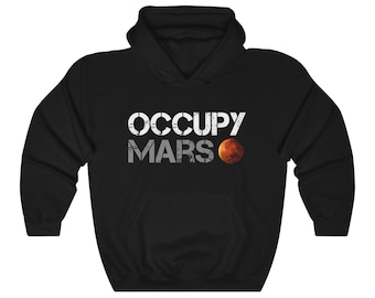 Kinder Tesla in ruimte T shirt en Hoodie SpaceX Falcon | Etsy
