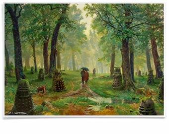 Signed Landscape Prints