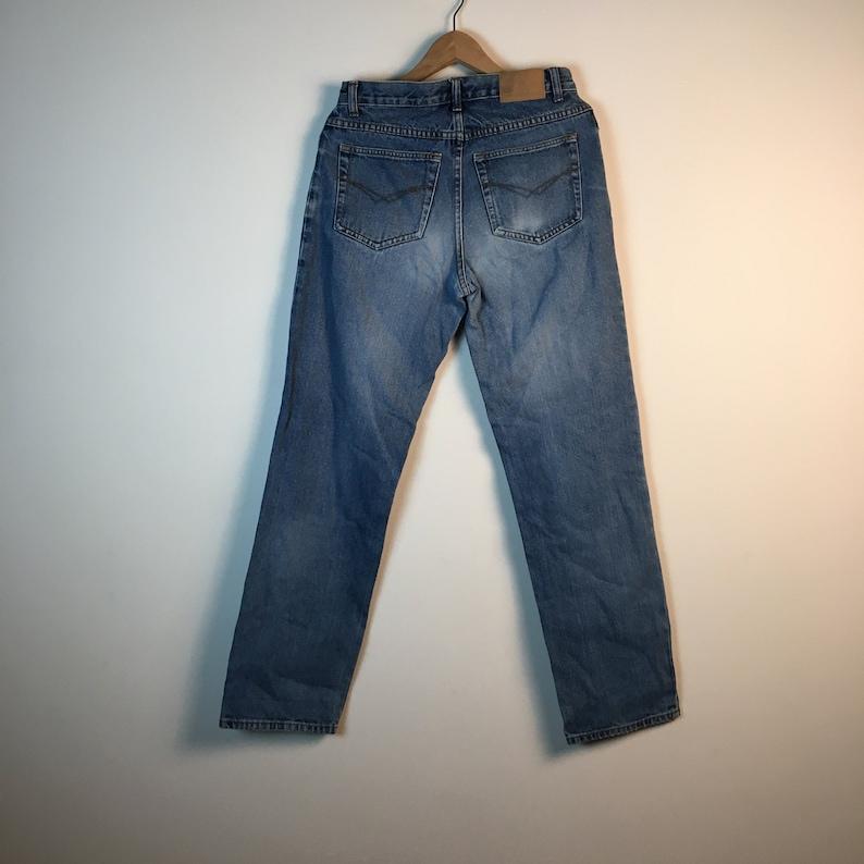 men size 106cm x 38cm blue jean Spain Nineties Style 80s Jean Pants men jeans lee vtg