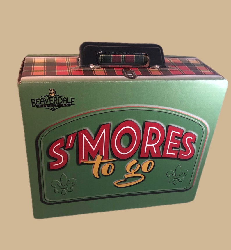 S'mores-To-Go Kit With Handmade Gourmet Marshmallows