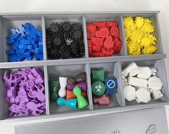 Pandemic Storage for Virus, Research Centers, Character an Cure Tokens