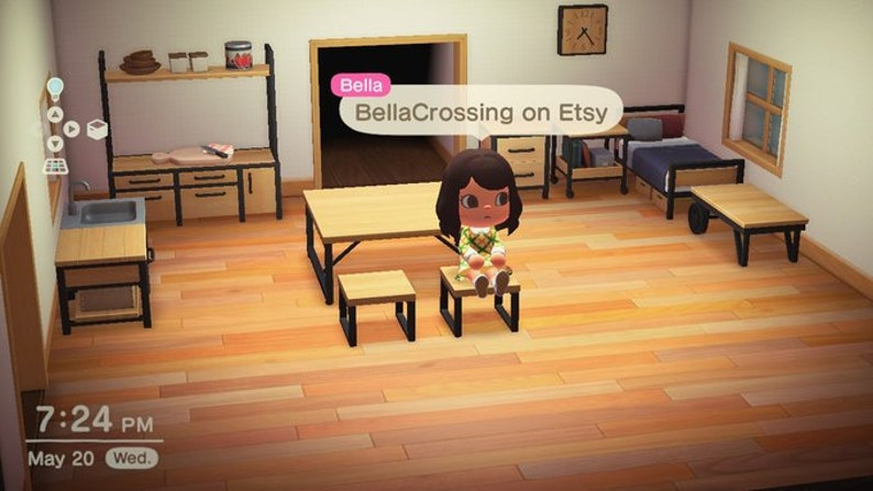 Animal Crossing New Horizons Ironwood Set READ DESC | Etsy on Ironwood Animal Crossing  id=83599