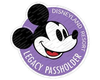 Walt Disney World Annual Passholder MAGNET MAGNET Custom Disney Stitch /'Pop-out/' Passholder Quality MAGNET Lilo and Stitch