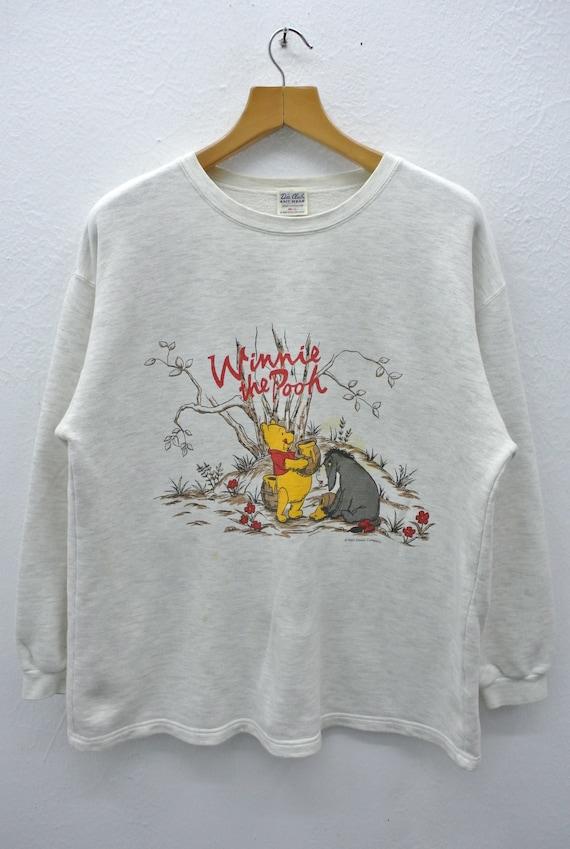 Pick!! Vintage 90's Winnie The Pooh Sweatshirt Dis