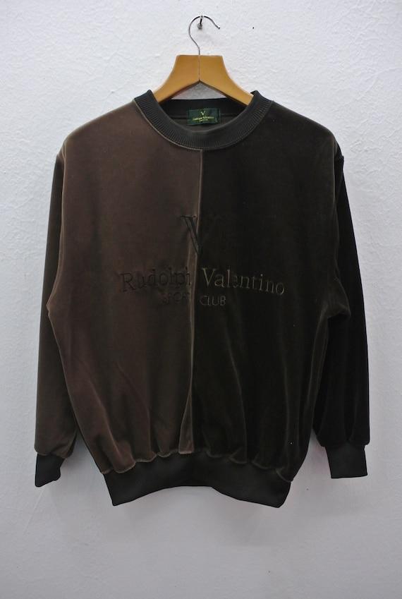 Pick!! Vintage Rudolph Valentino Sports Club Sweat