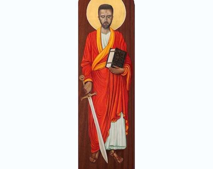 Religious Icon, St Paul the Apostle