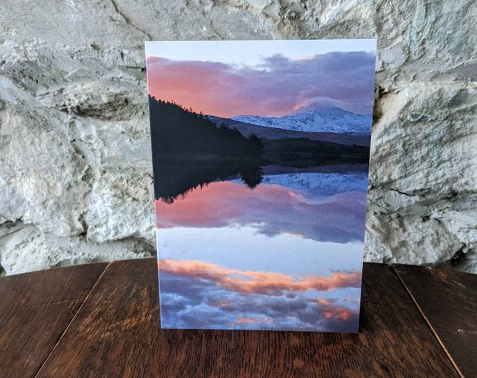 Snowdonia Fine Art Greetings card