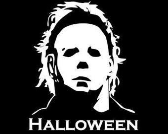 \u201cYou Can\u2019t Kill The Boogeyman\u201d Decal Halloween Decal Michael Myers Decal