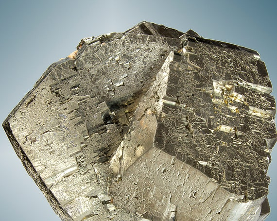 Pyrite / Locality - Quiruvilca Mine (La Libertad Mine; ASARCO Mine), Quiruvilca District, La Libertad Department, Peru
