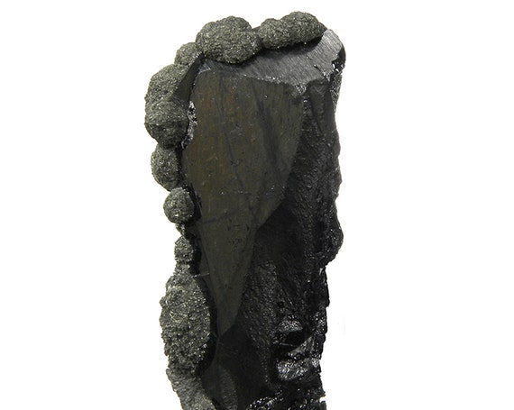 Ferberite (twin) with Marcasite and Arsenopyrite / Locality - Tasna Mine, Potosi Department, Bolivia
