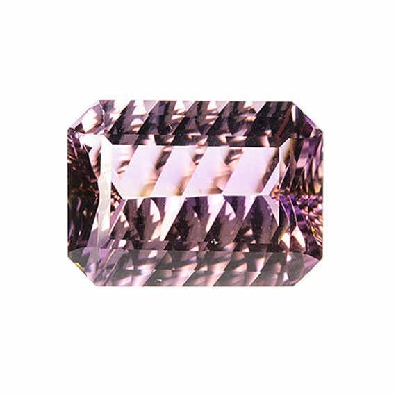 Ametrine (natural bi-color Quartz) 11.43 ct / Bolivia