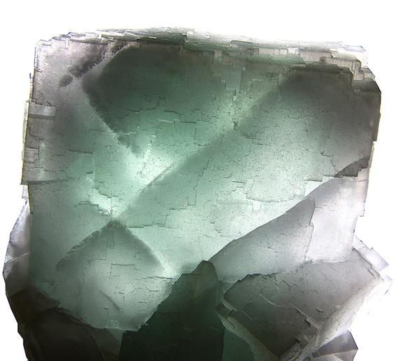 Fluorite / Locality - Sunnyside Mine, near Gladstone, San Juan County, Colorado
