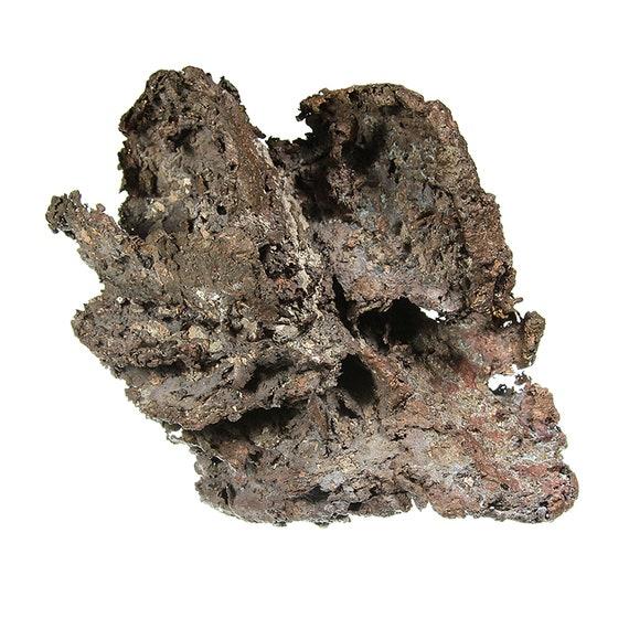 "Copper ""Skull"" / Locality - Centennial Mine, Houghton County, Michigan"
