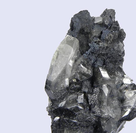 Valentinite / Locality - Colavi Mine, Machacamarca, Saavedra Province, Potosi Department, Bolivia