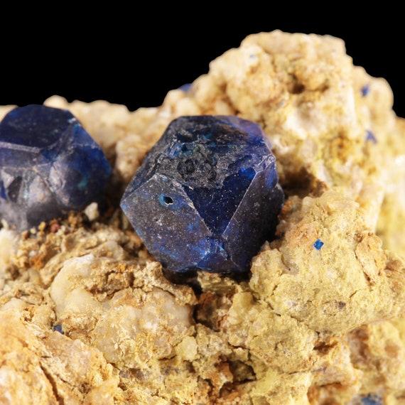 Boleite (fine rare crystals on matrix) - Amelia Mine, Boleo Dist., Santa Rosalia, Mulege Mun., Baja California Sur, Mexico (Type Locality)